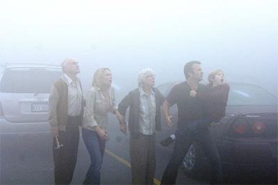 Primera imagen oficial de The Mist